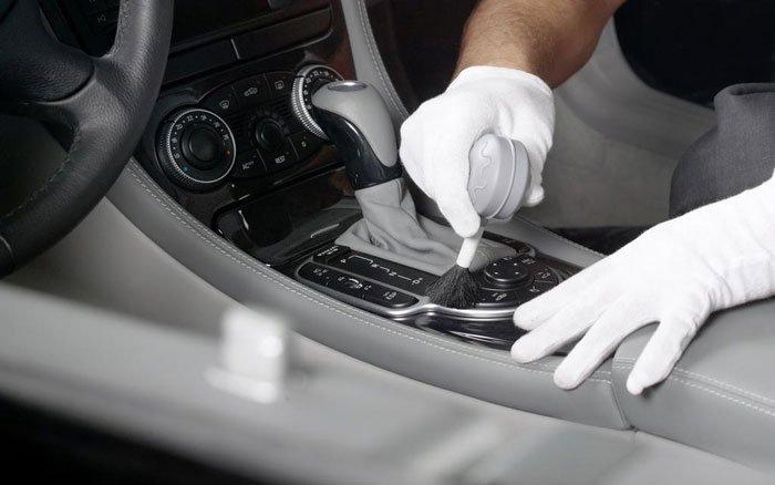 luxury car detailing services