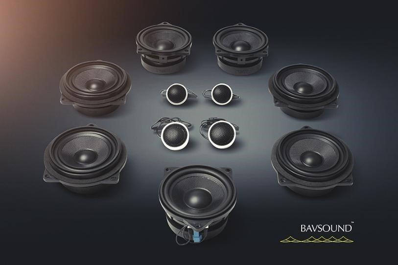 Bavsound System BMW