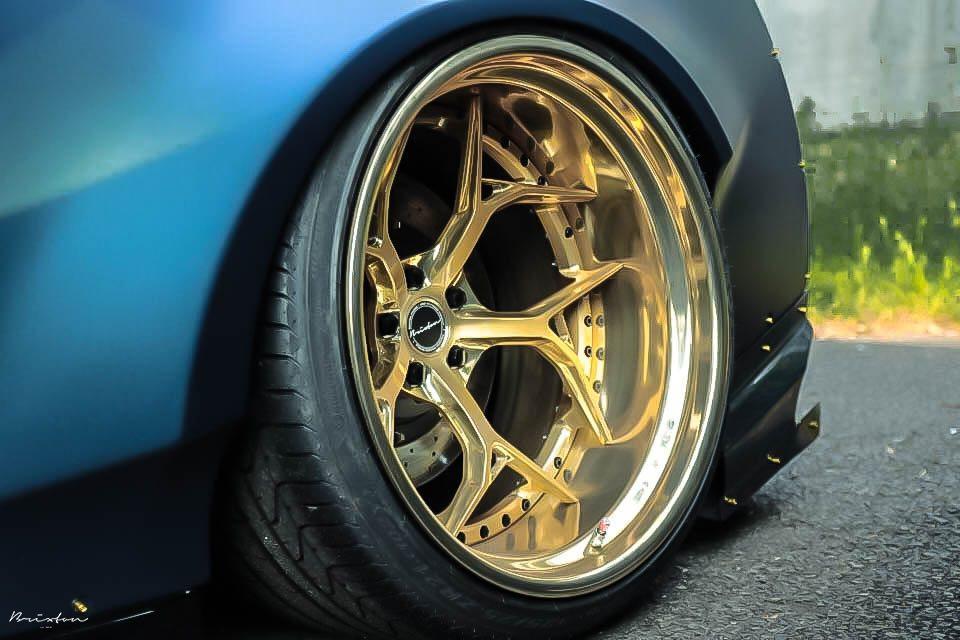 Brixton Wheels