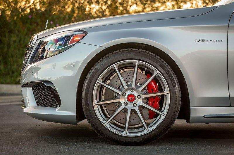 vorsteiner wheels for mercedes