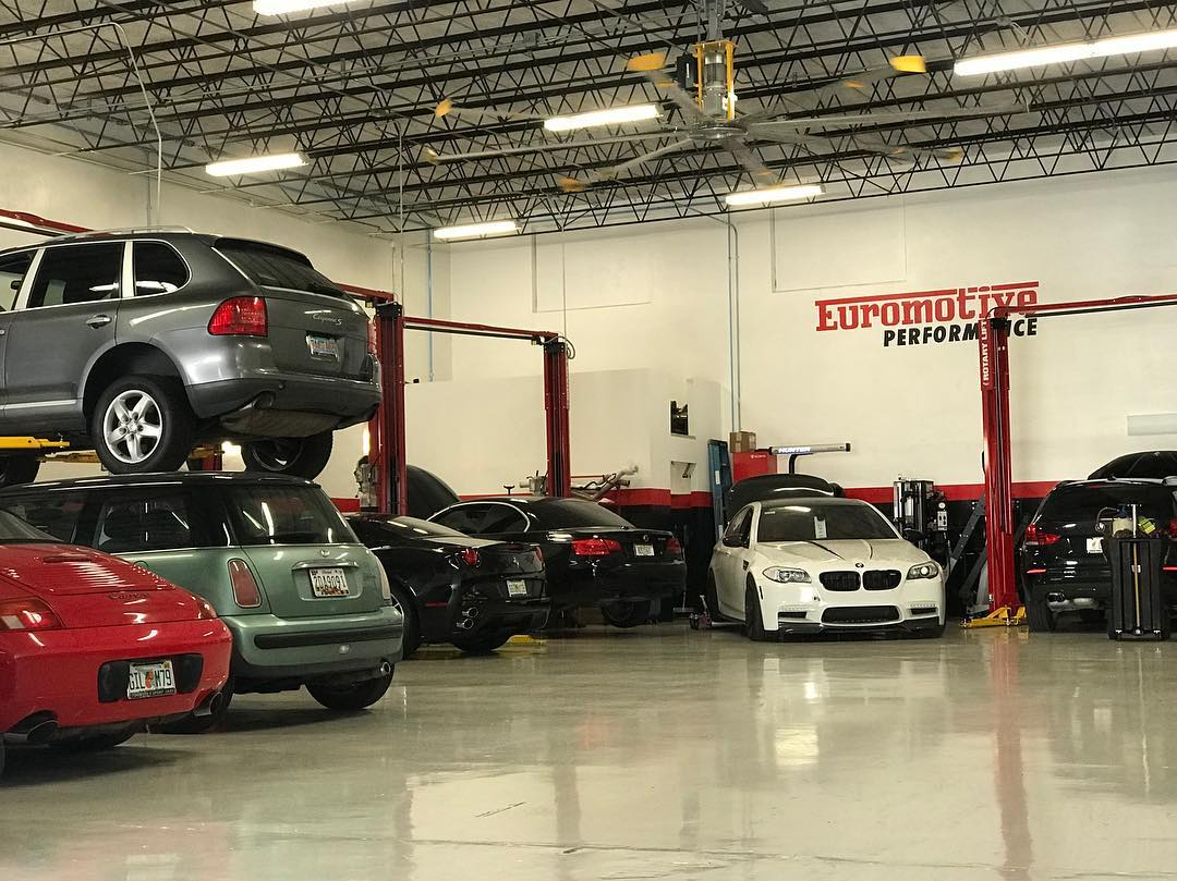 euromotive performance shop near you