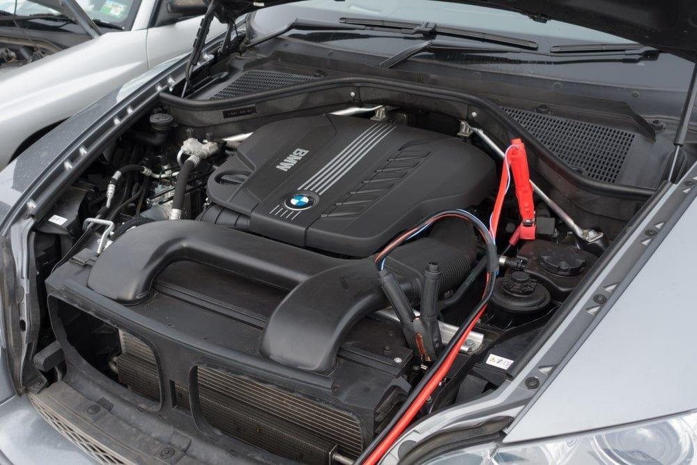Maintaining your BMW