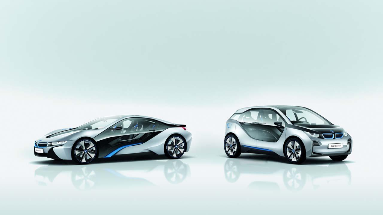 bmw i3 and i8 maintenance and repair
