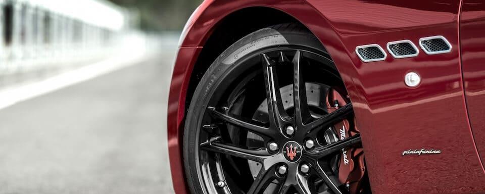 MASERATI Quattroporte Sebring Bora Kyalami Merak   REAR BRAKE PADS SET