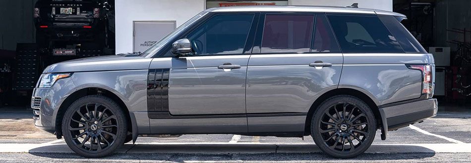 Land Rover Air Condition Services in Fort Lauderdale