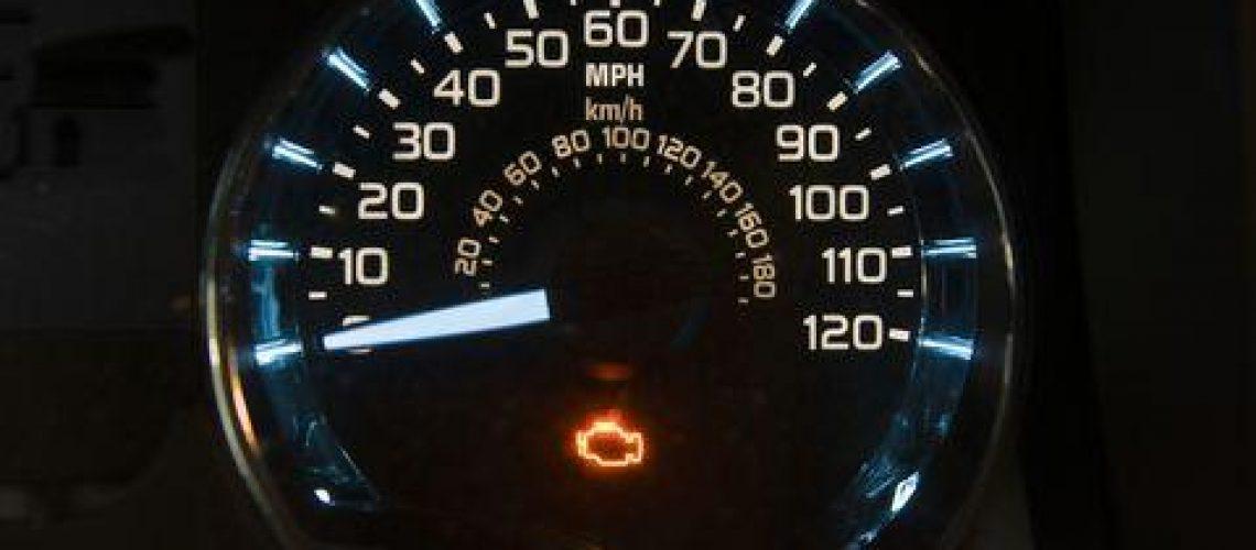 maserati check engine light