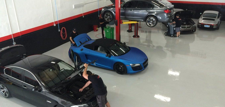 Euromotive Performance Best Exotic Auto Repair Services South Florida